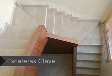 Escaleras a la catalana