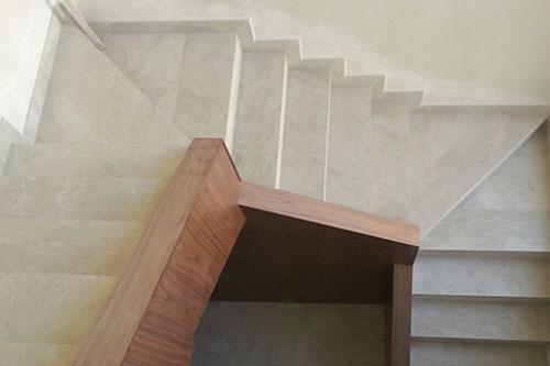 escaleras clavel